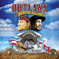 Outlaws & Armadillos: Country's Roaring 70's (2CD)