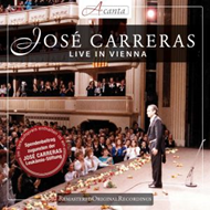 José Carreras - Live In Vienna (CD)