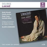 Produktbilde for Delibes: Lakmé (2CD)