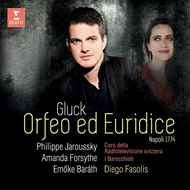 Produktbilde for Gluck: Orfeo Ed Euridice - Limited Deluxe Edition (CD)