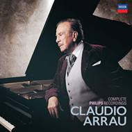 Claudio Arrau - Complete Philips Recordings: Limited Edition (80CD)