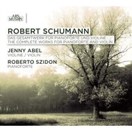 Schumann: The Complete Works For Pianoforte And Violin (2CD)