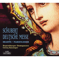 Schubert: Deutsche Messe (CD)