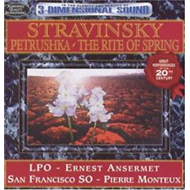 Stravinsky - Petrushka & The Rite Of Spring (CD)
