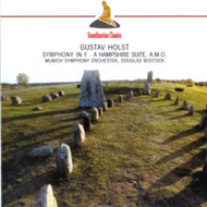 Holst: Symphony In F (CD)