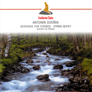 Dvorák: Serenade For Strings- (CD)
