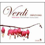 Verdi: Complete Songs (CD)