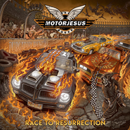 Race To Resurrection (CD)