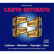Ten Holt: Canto Ostinato (2CD)