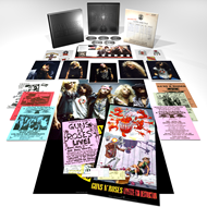 Appetite For Destruction - Super Deluxe Edition (4CD + Blu-ray A/V)