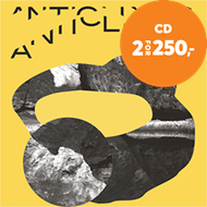 Anticlines (CD)