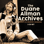 Duane Allman Archives (3CD)