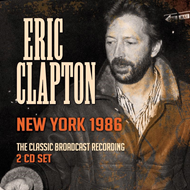 New York 1986 - The Classic Broadcast Recordings (2CD)