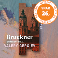 Produktbilde for Bruckner: Symphony No. 1 (CD)