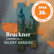 Produktbilde for Bruckner: Symphony No. 3 (CD)