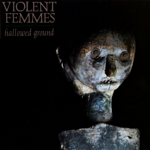 Hallowed Ground (CD)