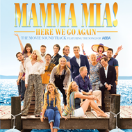 Mamma Mia! - Here We Go Again: The Movie Soundtrack Featuring The Songs Of ABBA (CD)