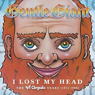 I Lost My Head, The Albums (1975-1980) (4CD)