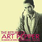 Return Of Art Pepper (CD)