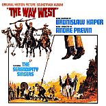 The Way West - Original Motion Picture Soundtrack (CD)
