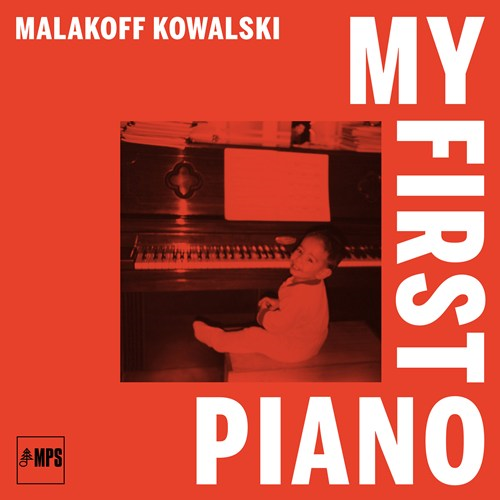 My First Piano (CD)