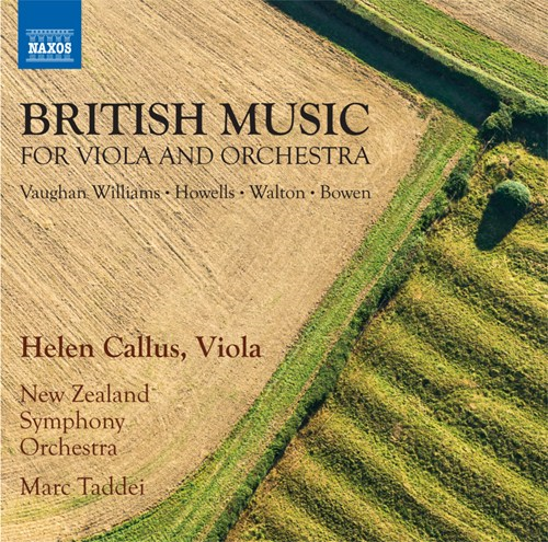 British Music For Viola And Orchestra (CD)