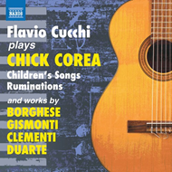 Flavio Cucchi Plays Chick Corea (CD)