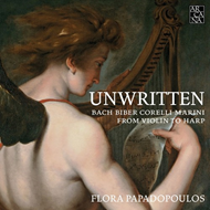 Produktbilde for Unwritten: From Violin To Harp (CD)
