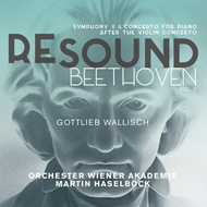 Produktbilde for Resound Beethoven, Vol. 6: Symphony No. 8 (CD)