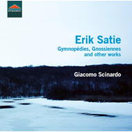 Satie: Gymnopedies - Gnossiennes (CD)