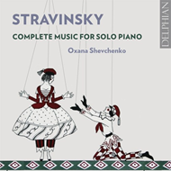 Stravinsky: Complete Music For Solo Piano (2CD)