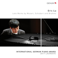 Produktbilde for Late Works By Mozart, Schubert And Brahms (CD)