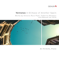 Produktbilde for Ventanas - A Glimpse Of Another Spain (CD)