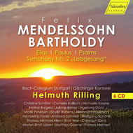 Mendelssohn: Sacred Works (6CD)