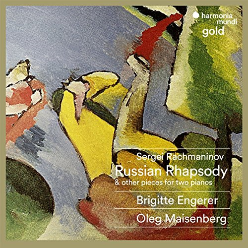 Rachmaninov: Works For 2 Pianos  Four Hands (2CD)