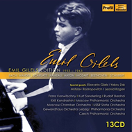 Produktbilde for Emil Gilels Edition (13CD)