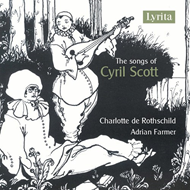 The Songs Of Cyril Scott (CD)