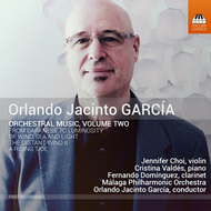 Garcia: Orchestral Music, Vol. 2 (CD)