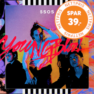 Produktbilde for Youngblood - Deluxe Edition (CD)