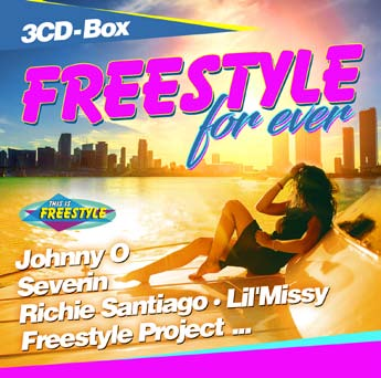 Freestyle For Ever (3CD)