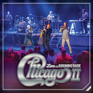 Chicago II - Live On Soundstage: Deluxe Edition (CD + DVD)