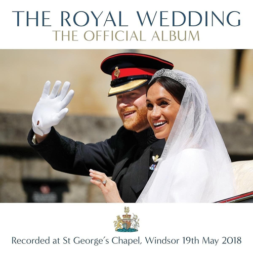 The Royal Wedding - The Official Album (USA-import) (CD)