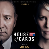 House Of Cards - Season 4: Music From The Netflix Original Series (CD)