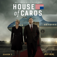 House Of Cards - Season 3: Music From The Netflix Original Series (CD)