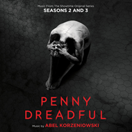 Produktbilde for Penny Dreadful - Seasons 2 And 3: Music From The Showtime Original Series (UK-import) (CD)