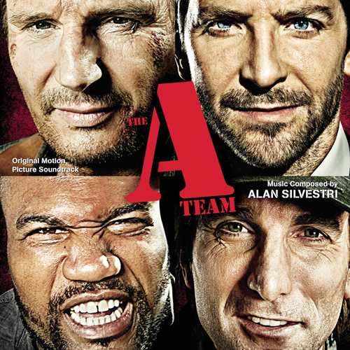 The A-Team - Original Motion Picture Soundtrack (CD)