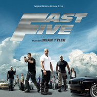 Fast Five - Original Motion Picture Score (CD)
