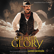 For Greater Glory - Original Motion Picture Soundtrack (CD)