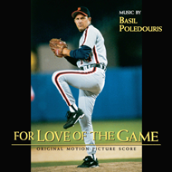 For Love Of The Game - Original Motion Picture Score (CD)