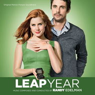 Produktbilde for Leap Year - Original Motion Picture Soundtrack (UK-import) (CD)